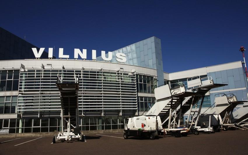 В Вильнюсе из аэропорта эвакуировали 400 человек
