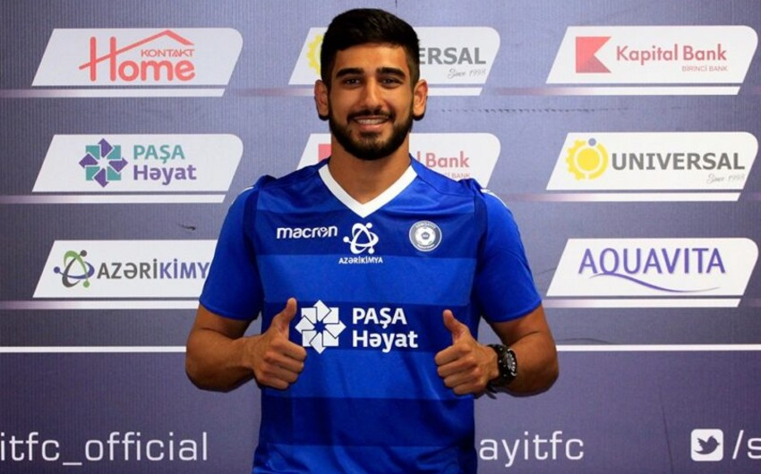 Azərbaycanlı futbolçu 26 yaşında karyerasını bitirir