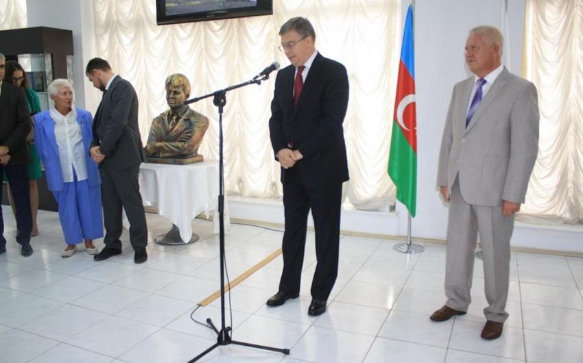 Rusiya səfiri: Sergey Yesenin Azərbaycan mədəniyyətinin ayrılmaz hissəsidir