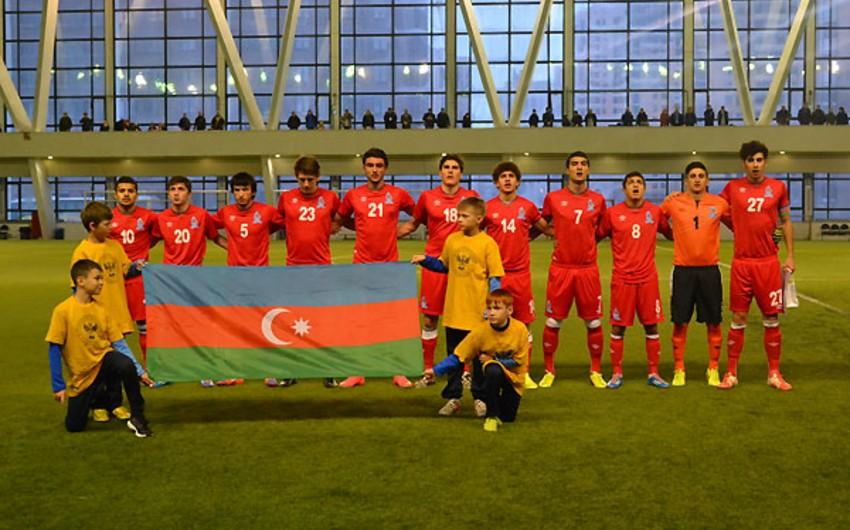 Azərbaycan millisi bu gün Sankt-Peterburq komandası ilə qarşılaşacaq