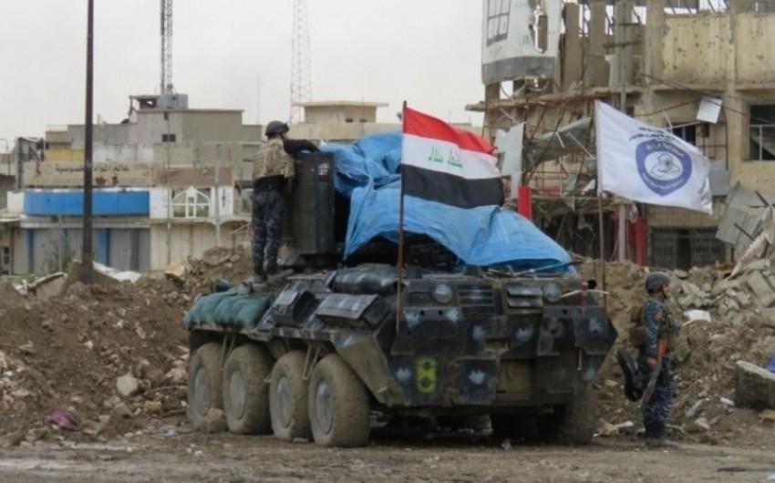 İraqda 5 terrorçu kamikadze zərərsizləşdirilib