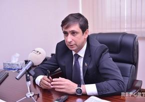 """Deputat: """"Mülki əhalini ağır silahlardan atəşə tutmaq erməni faşizminin əyani təzahürüdür"""""""