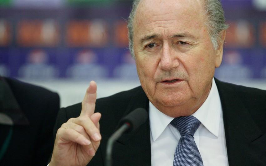 FİFA-nın sabiq prezidenti dünya çempionatının müştərək təşkil olunmasına qarşı çıxıb