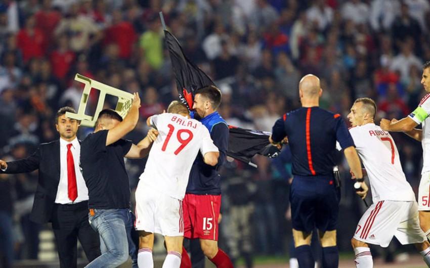 Serbiya Futbol İttifaqı UEFA-ya etiraz edib