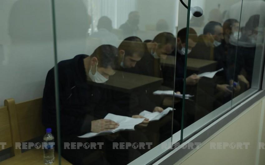 В Баку начался суд над еще 13 армянскими террористами - ОБНОВЛЕНО