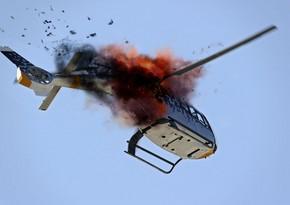 Во Франции разбился вертолет, есть погибшие
