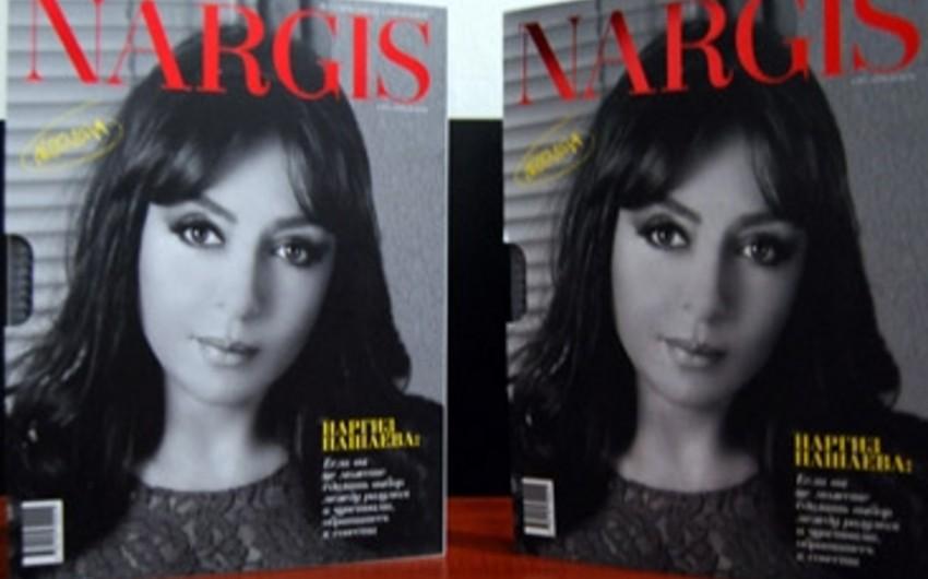 Nargis jurnalının gürcü dilində ilk sayı çapdan çıxıb