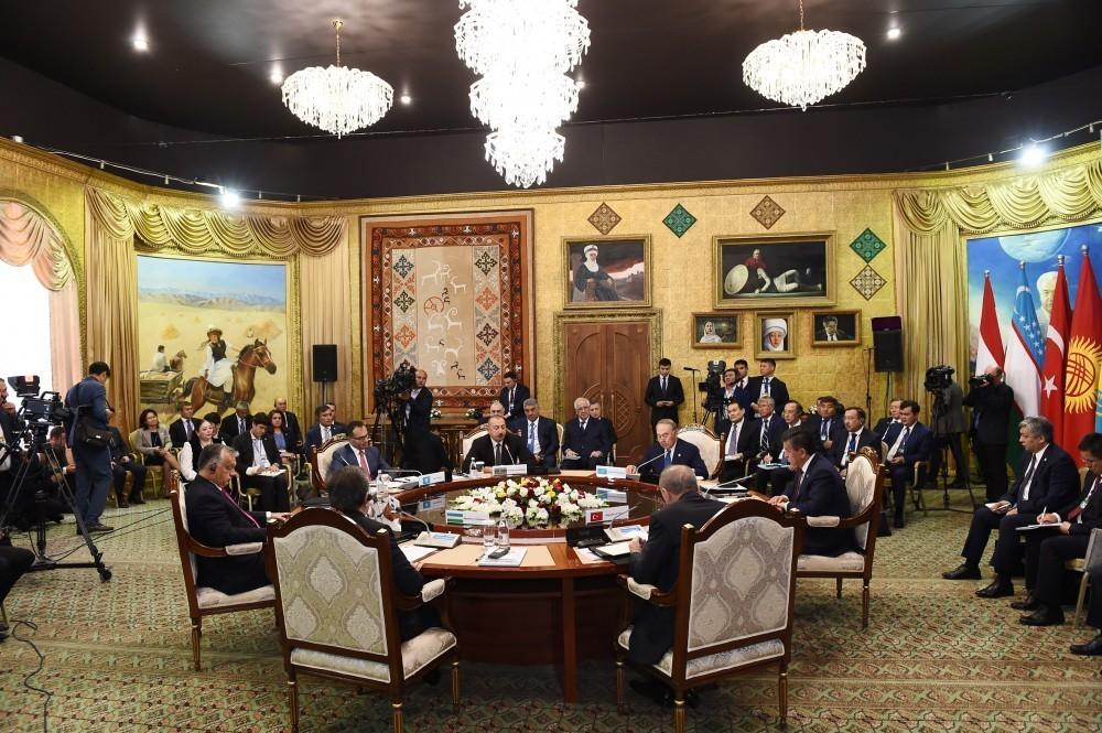 Joint Declaration signed, 5 documents adopted following summit