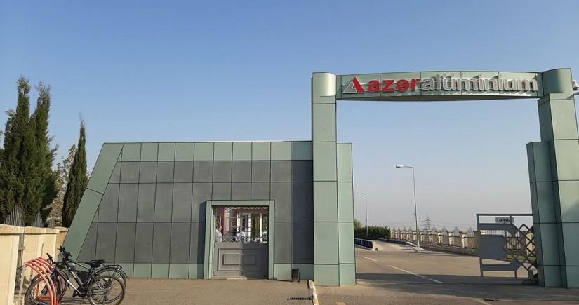 Azəralüminium 74 milyon manatlıq gil-torpaq alır