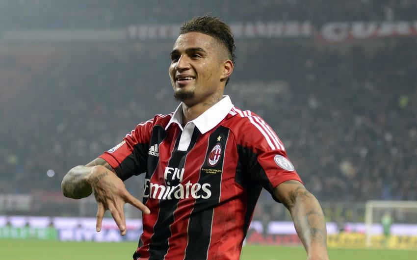 Milanın sabiq futbolçu reperliyə başlayıb