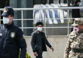 В Азербайджане усилен контроль за использованием масок