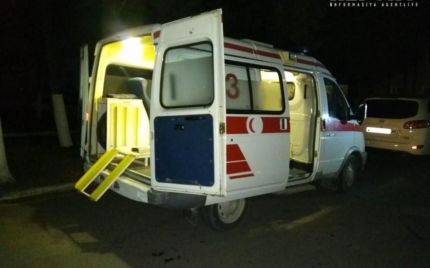 Goranboyda yol qəzası nəticəsində yaralanan 13 nəfərdən biri ölüb - YENİLƏNİB-2