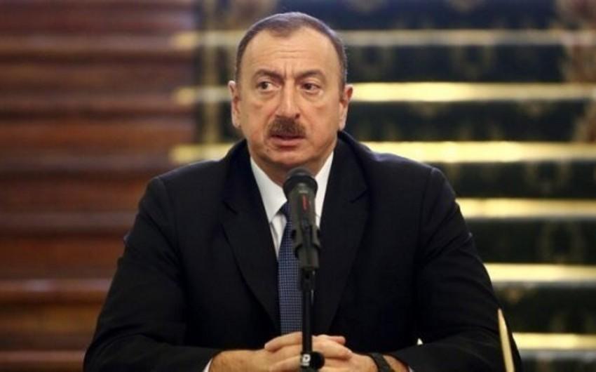 Azərbaycan prezidenti: Ermənistan danışıqlar pozularsa onları nələr gözlədiyini yaxşı başa düşür