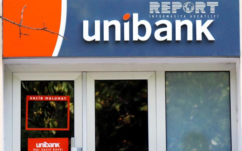 Unibank Barat Consultancy şirkətini məhkəməyə verib