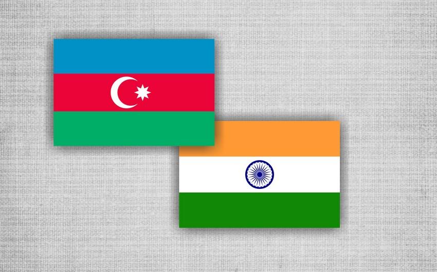 Apreldə Azərbaycan-Hindistan hökumətlərarası komissiyasının iclası keçiriləcək