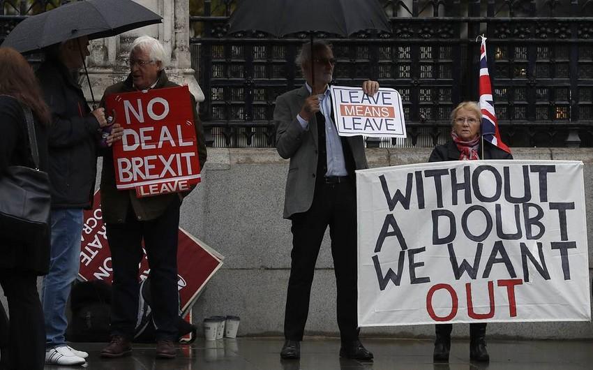 Британский кабмин представил парламенту новый закон о брексите, основанный на сделке с ЕС