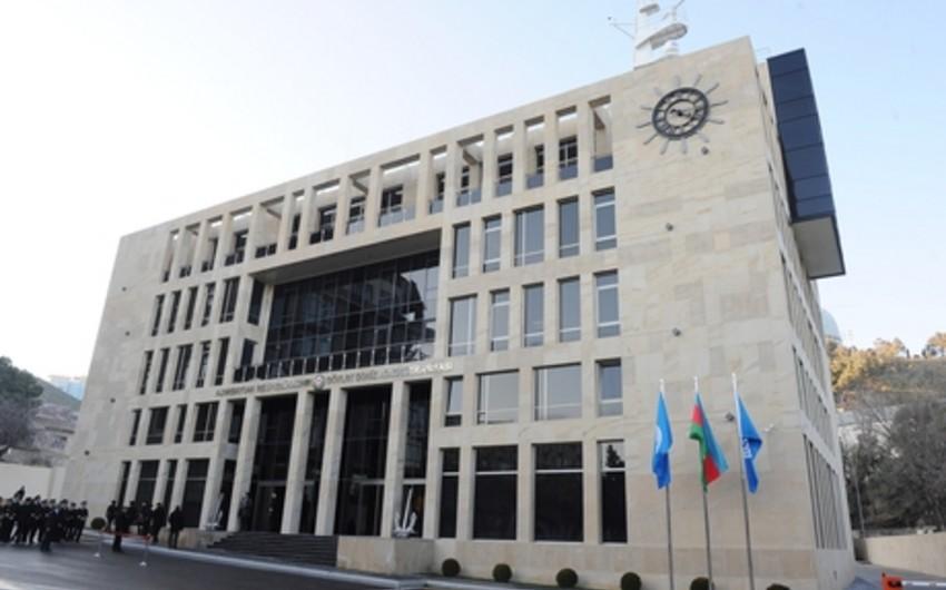 В Государственной морской администрации создан штаб в связи с аварией в Каспийском море