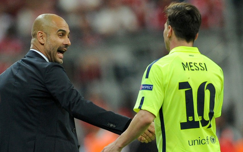 Qvardiola Barselonanın baş məşqçisi postuna heç vaxt qayıtmayacağını bildirib