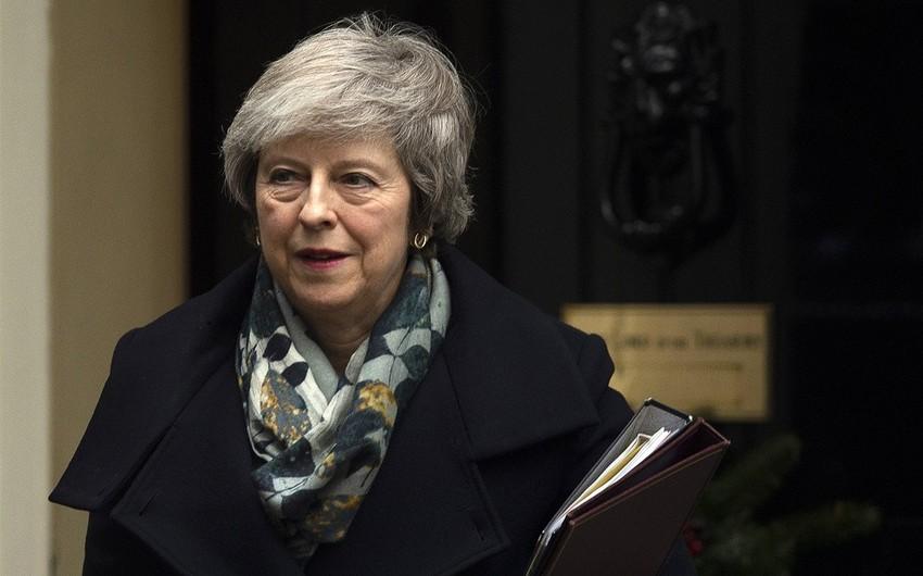 Britaniya parlamentində Brexit üzrə səsvermənin vaxtı açıqlanıb