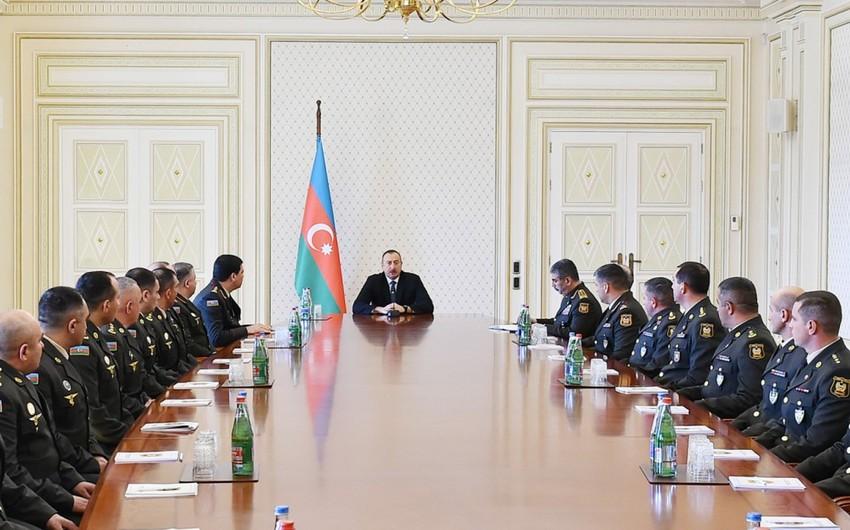 Azərbaycan Prezidenti: İşğal edilmiş torpaqlarımızda baş verən və baş verə biləcək hadisələr bizim daxili işimizdir