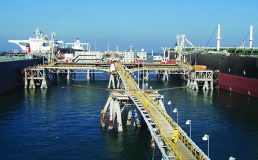 SOCAR Novorossiysk limanından 80 min ton neft ixrac edib