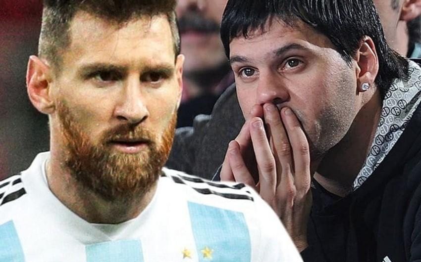 Lionel Messinin qardaşına hökm oxunub