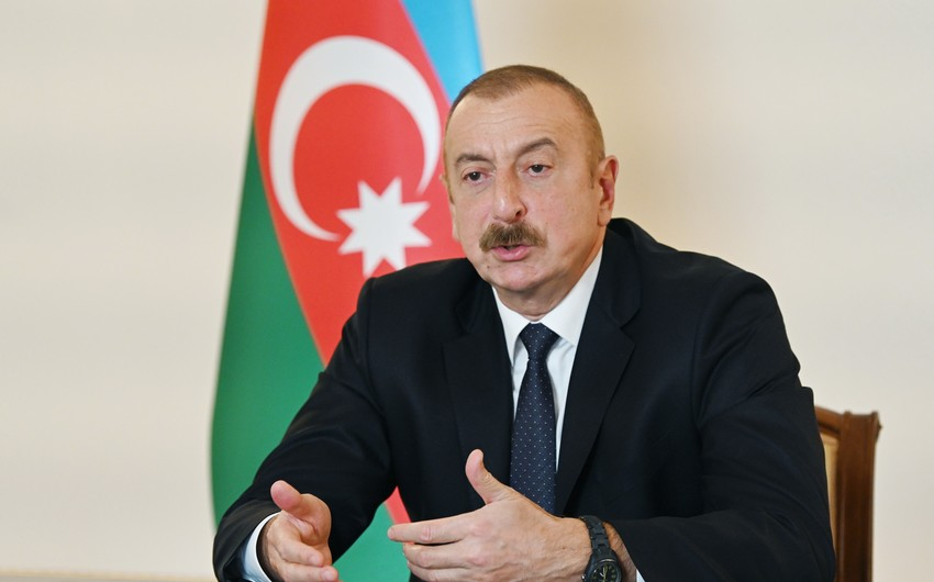 Ilham Aliyev: Georgia can join platform on Karabakh