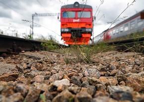 Azerbaijan sees sharp decline in passenger transportation by train