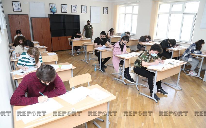 В Азербайджане 9-10 июня сдадут экзамен 43 638 школьников