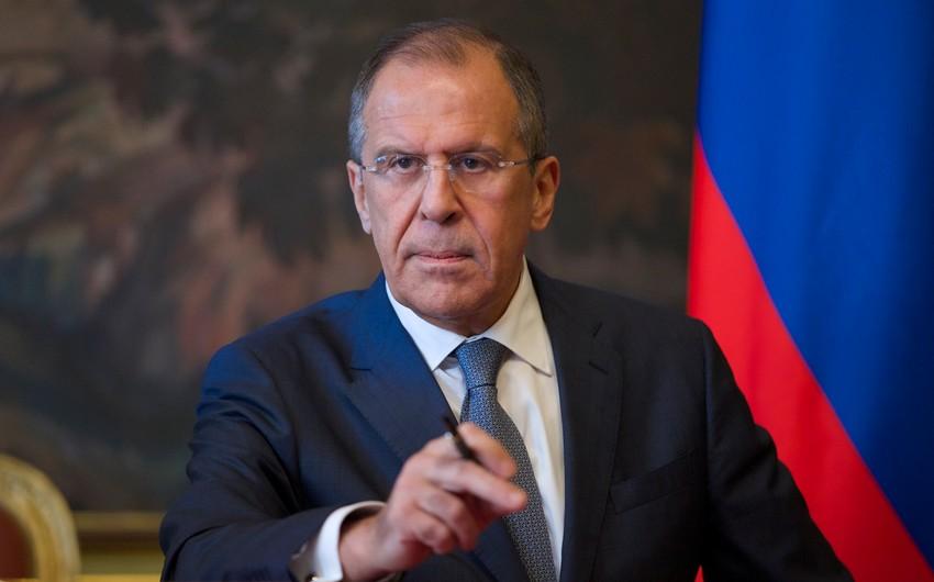 """Lavrov: """"Belarusdakı seçkilər ideal keçməyib"""""""