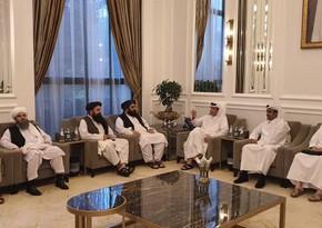 Делегация Талибана провела встречу с главой МИД Катара