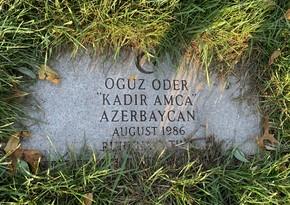 ABŞ-da mühacir azərbaycanlıların uyuduğu qəbiristanlıq