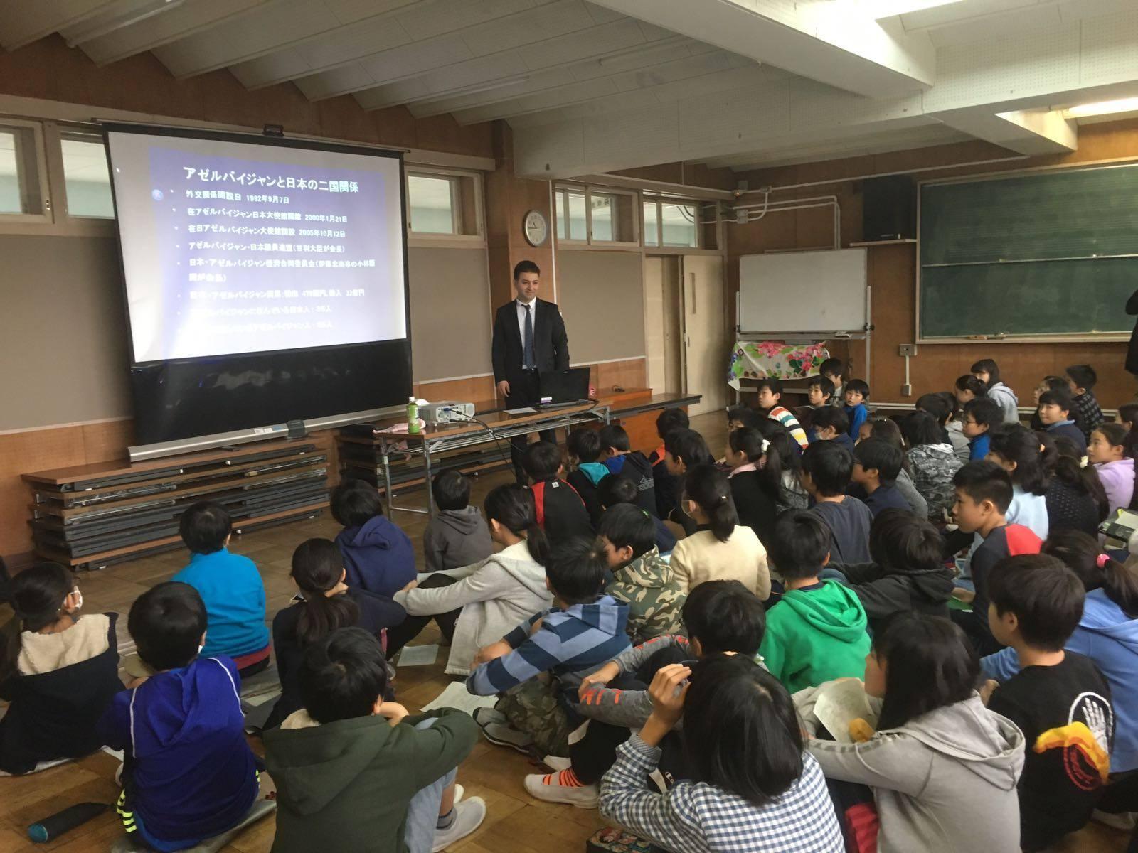 В Японии прошла презентация на тему 25 лет независимости Азербайджана