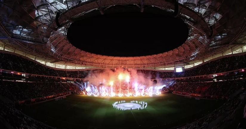 Катар открыл пятый стадион к чемпионату мира 2022 года