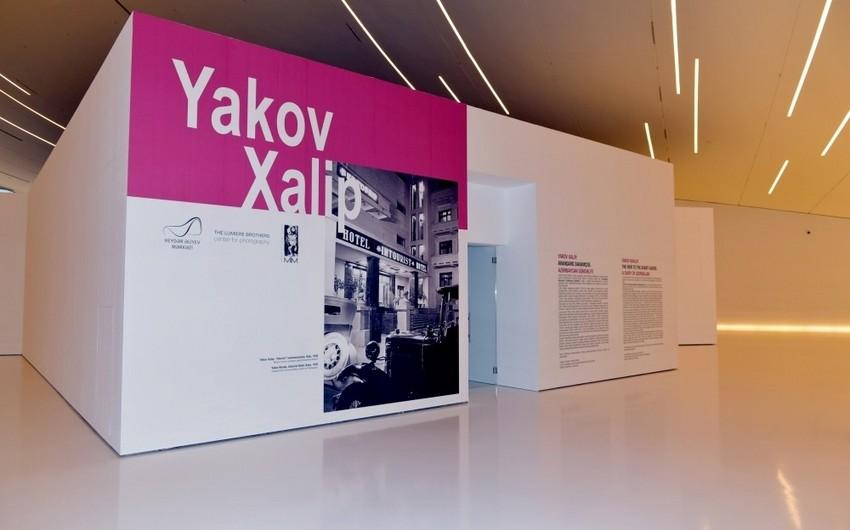 В Центре Гейдара Алиева открылась персональная выставка фотографа Якова Халипа