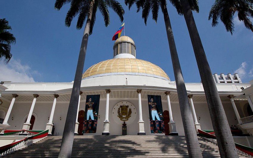 Социалисты получили большинство мест на выборах в парламент Венесуэлы