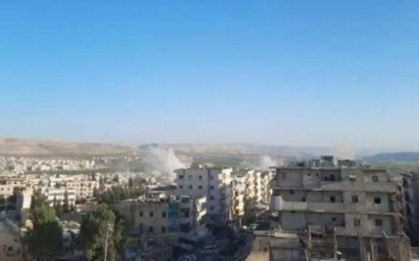 В результате обстрела Африна террористами PKK ранены 8 человек