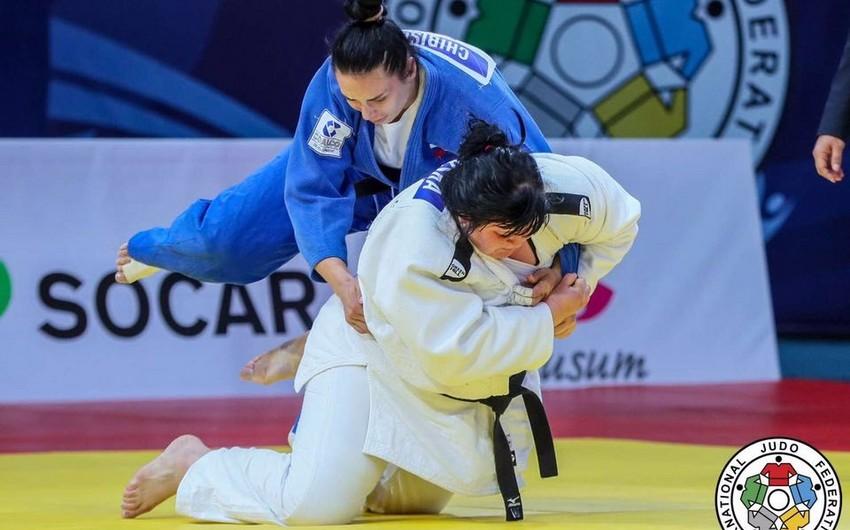 Azərbaycan cüdoçuları Qran Pridə 3 qızıl, 1 bürünc medal qazanıb
