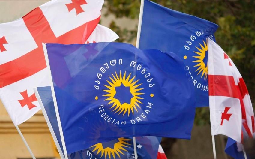 Грузинская мечта в одностороннем порядке подписала план выхода из политкризиса