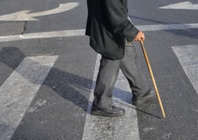 В Баку совершен наезд на 60-летнего пешехода