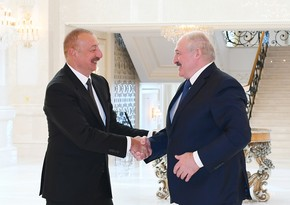 Lukashenko:  Our relationship is excellent, and I am always proud of that