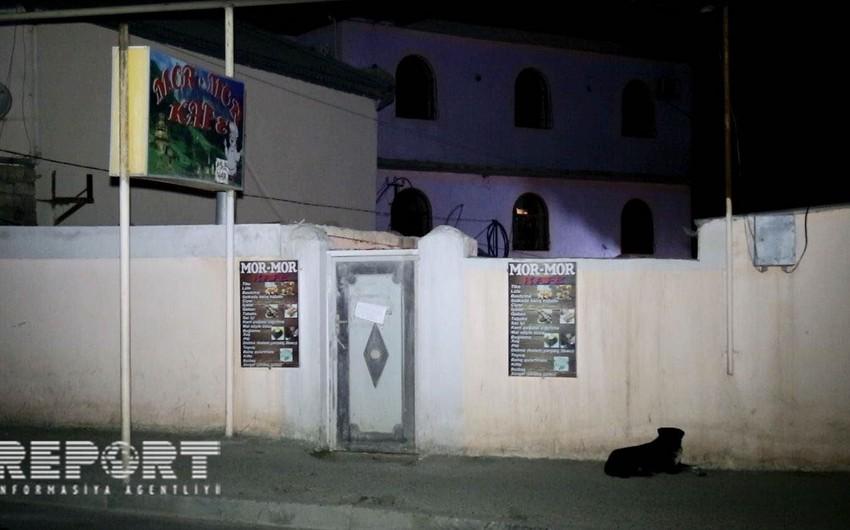Bakıda kişi qeyri-rəsmi nikahda yaşadığı qadını bıçaqlayıb - YENİLƏNİB - FOTO