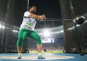 Olimpiya çempionu dopinqə görə 2 illik cəzalandı