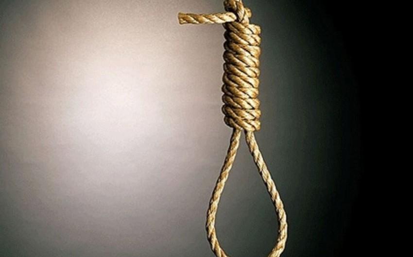 Maştağada 23 yaşlı qadın intihar edib