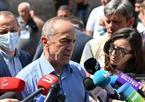Kocharyan's party to appeal parliamentary elections results in Armenia