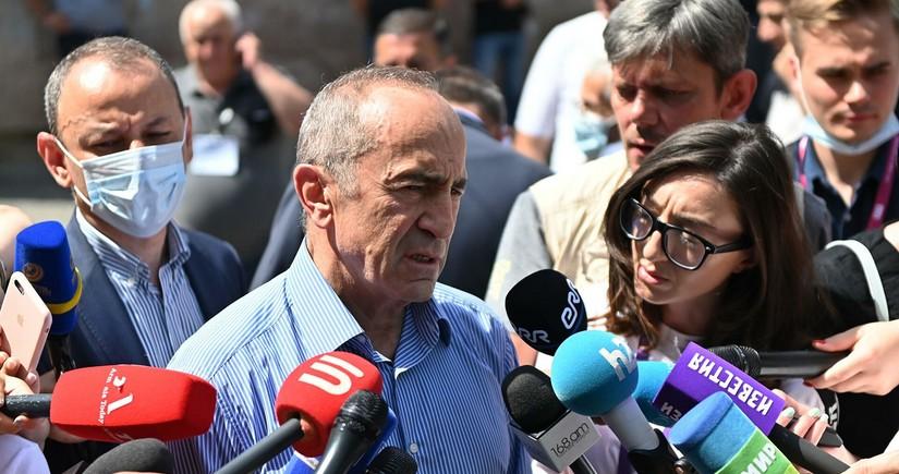 Партия Кочаряна обжалует результаты парламентских выборов в Армении