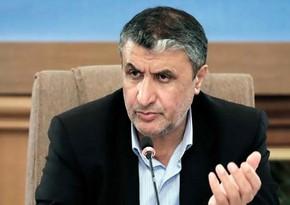 Iranian minister of roads and urban development due in Azerbaijan