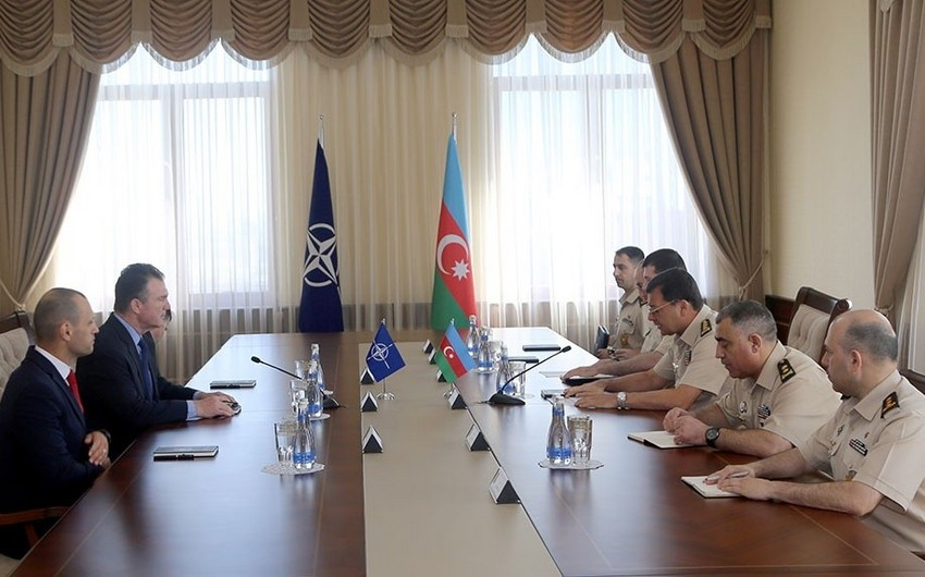 Commander of NATO Special Operations Headquarters arrives in Azerbaijan