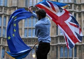 """Aİ və Britaniya """"Brexit""""lə bağlı məsləhətləşmələri dayandırır"""