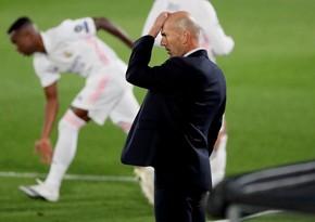 Реал впервые с 1986 года проиграл три матча подряд в ЛЧ